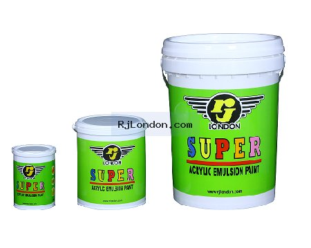 Super Acrilic Emulsion Paint